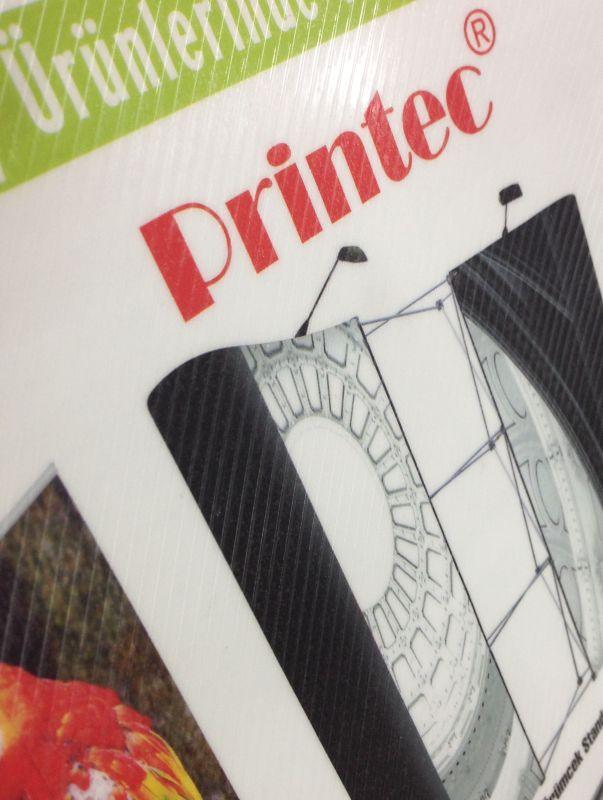 Printec® Parlak Floor Graphics Filmi