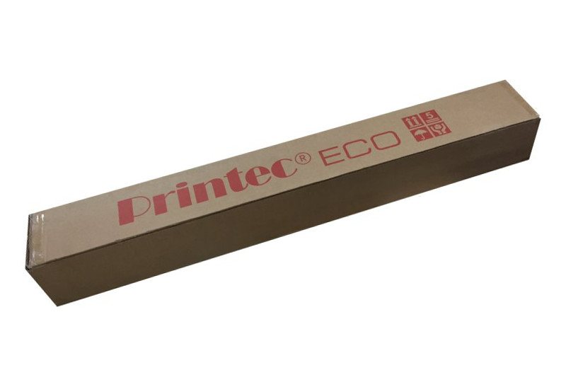 Printec® Eco Parlak Arkası Gri Dışmekan Baskı Folyosu