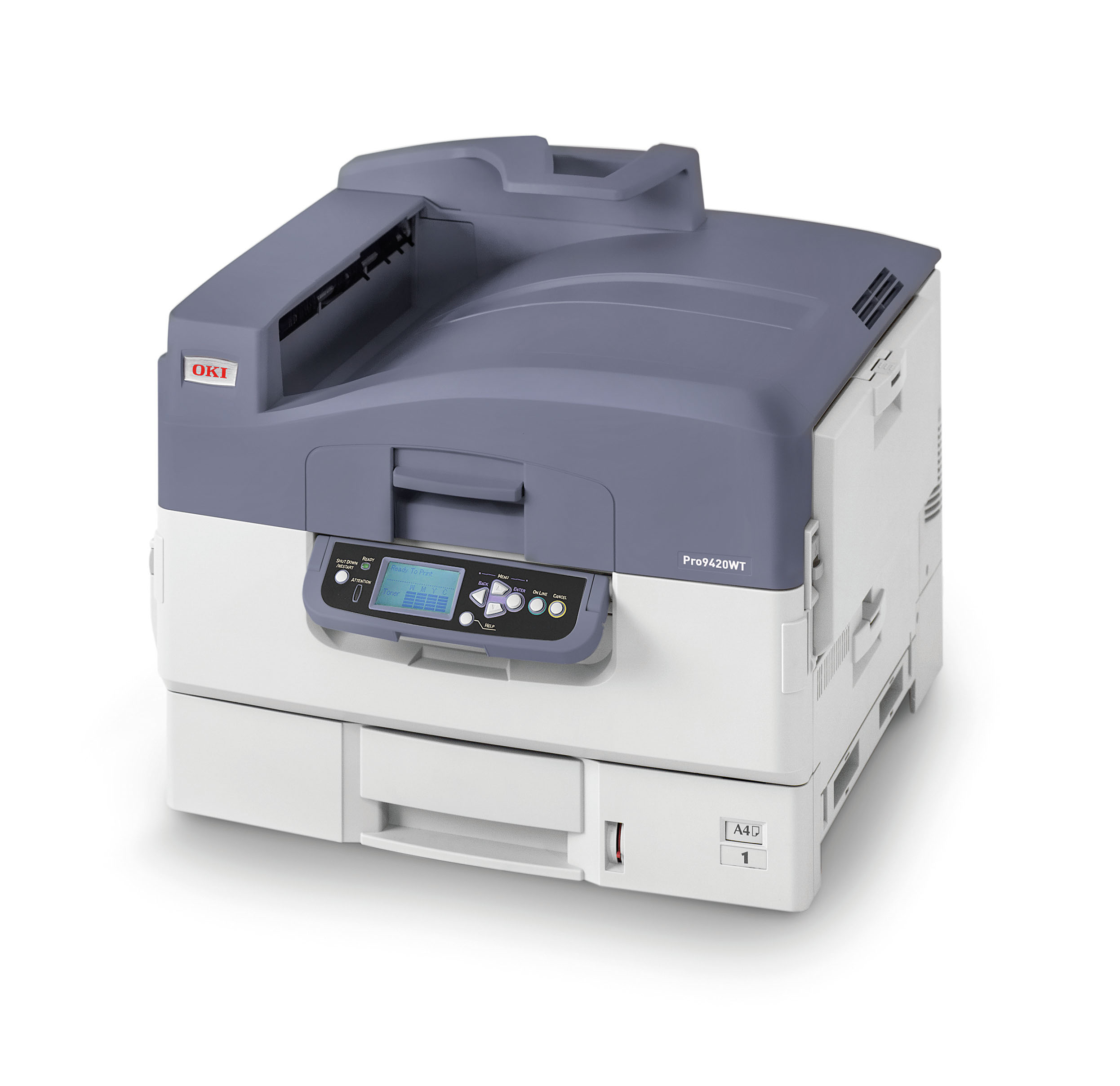 OKI Pro9420WT Beyaz Tonerli A4 Renkli Yazıcı