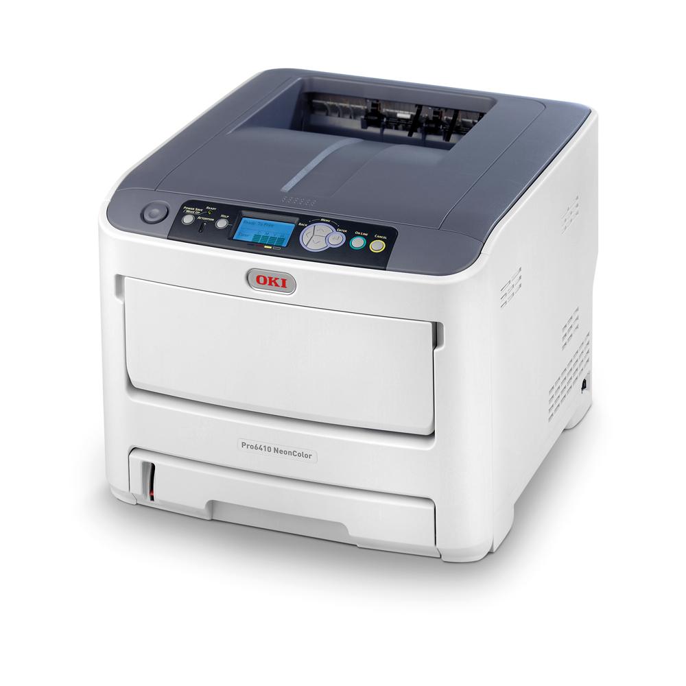 OKI Pro6410 Neon Color