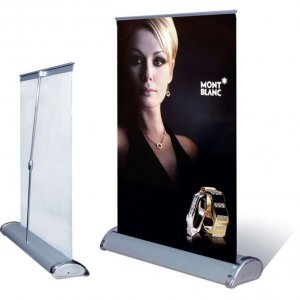 Printec® Masaüstü Roll-Up Display